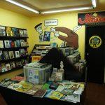 Subterránea Comics Discos