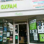Oxfam Music Shop Southampton