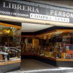 Librería Personajes