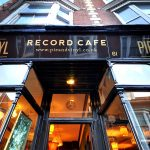Pie and Vinyl Record Cafe