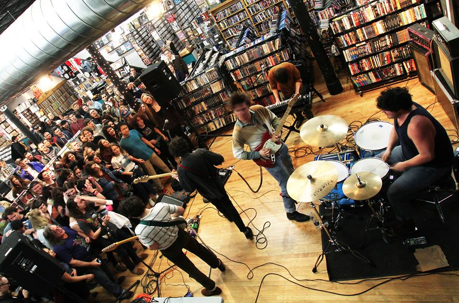 Reckless Records Chicago