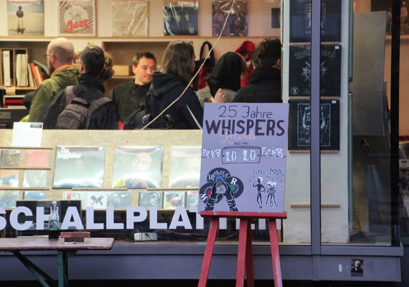 Whispers Records