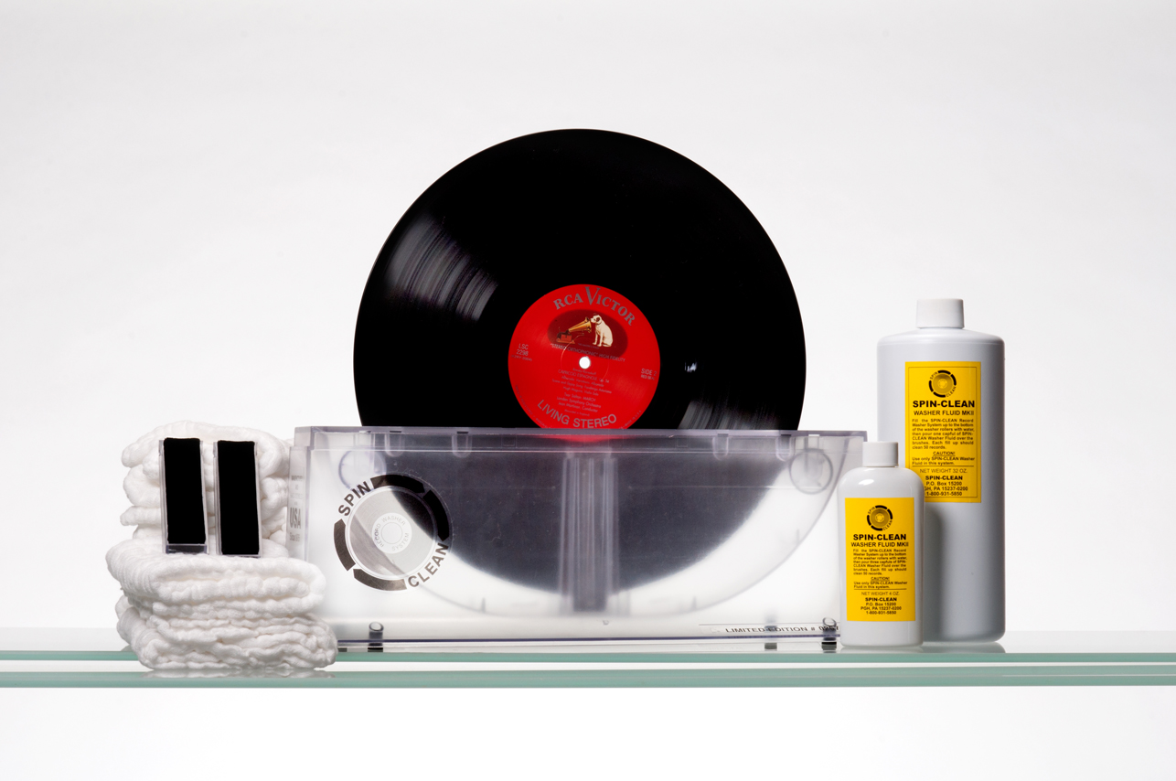 Spin-Clean Record Washer limited edition