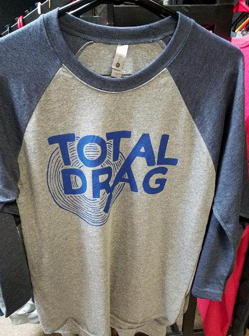 TOTAL DRAG