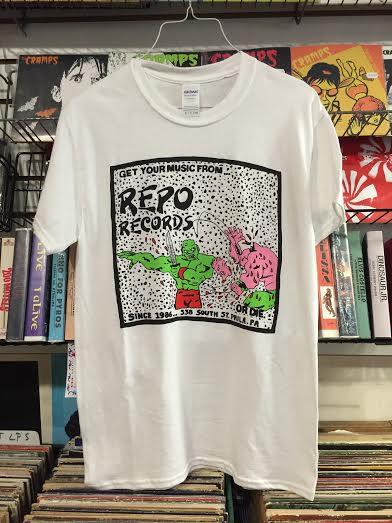 REPO 30th Anniversary Tee Shirt
