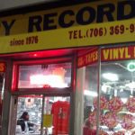 Wuxtry Records Athens