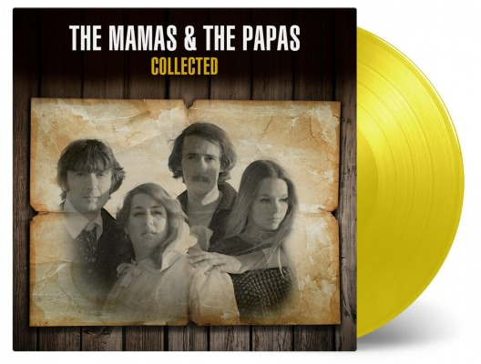 The Mamas & The Papas Collected by Music on Vinyl