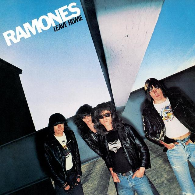 Ramones Leave Home 40th anniversary edition by Rhino