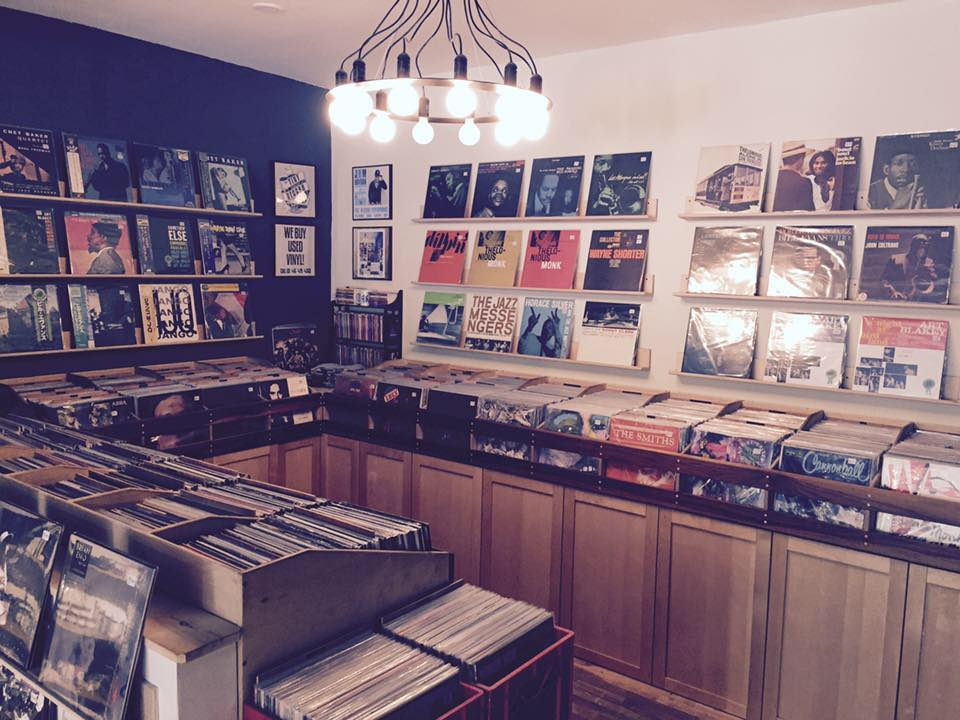 Tiny Record Shop