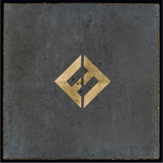 Foo Fighters' New Album Concrete and Gold