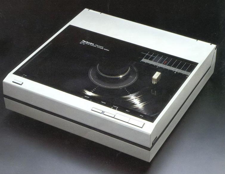 Technics SL-10 (1980-1984)