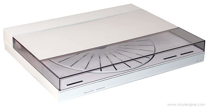 Bang & Olufsen BeoGram 6500 turntable (1989)