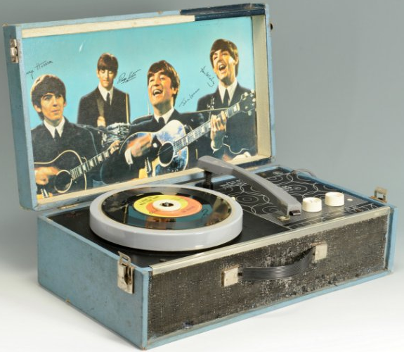 1964 NEMS Beatles Record Player