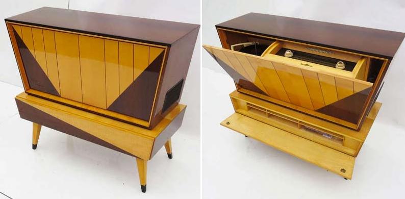 Kuba Tango Stereo Console (1961)
