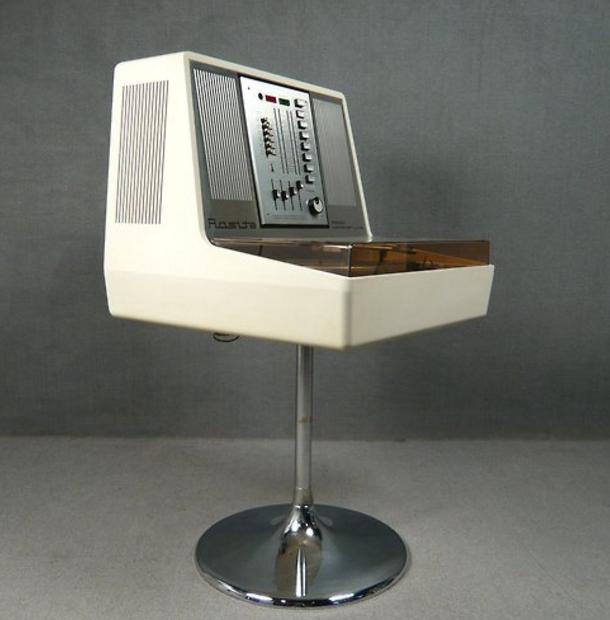 Rosita Stereo Commander Luxus N2506 (1975)