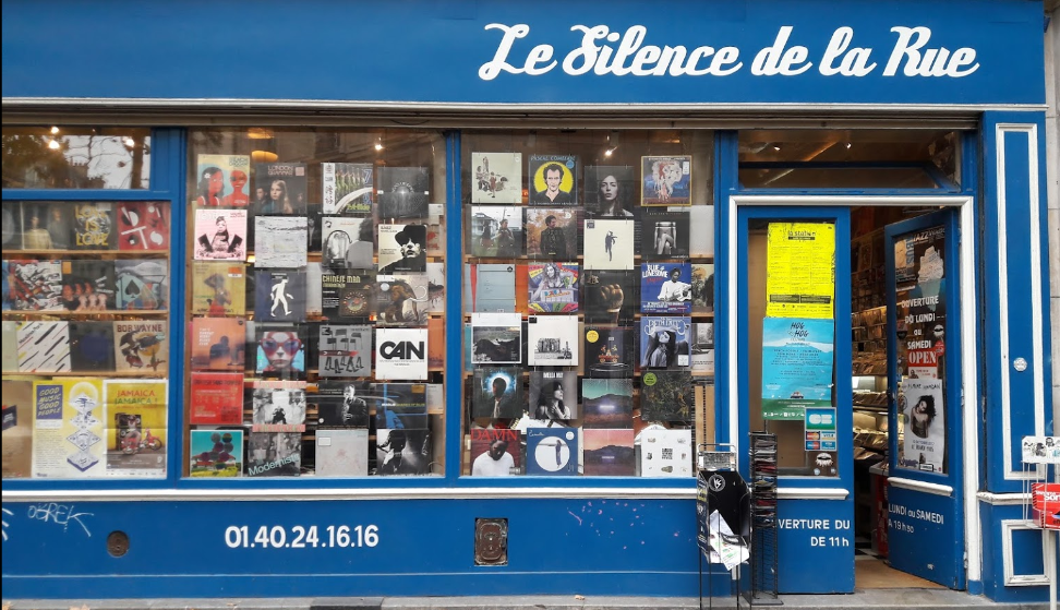 Best record stores in paris vinylradar record shop directory for Garage mini rue des acacias paris 17