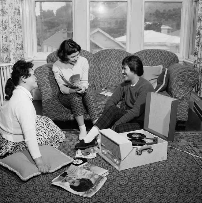 Records and magazines, 1961