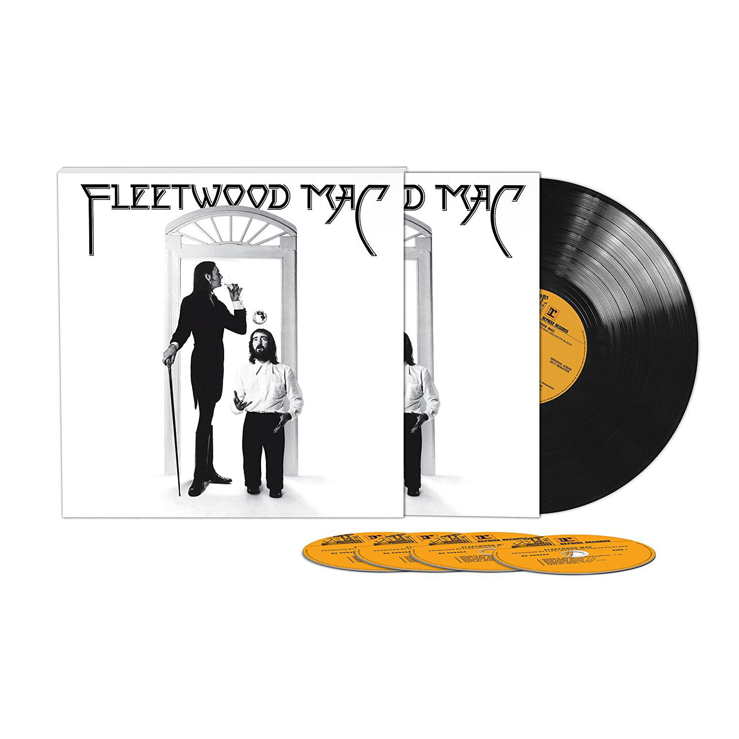 Fleetwood Mac Deluxe Edition