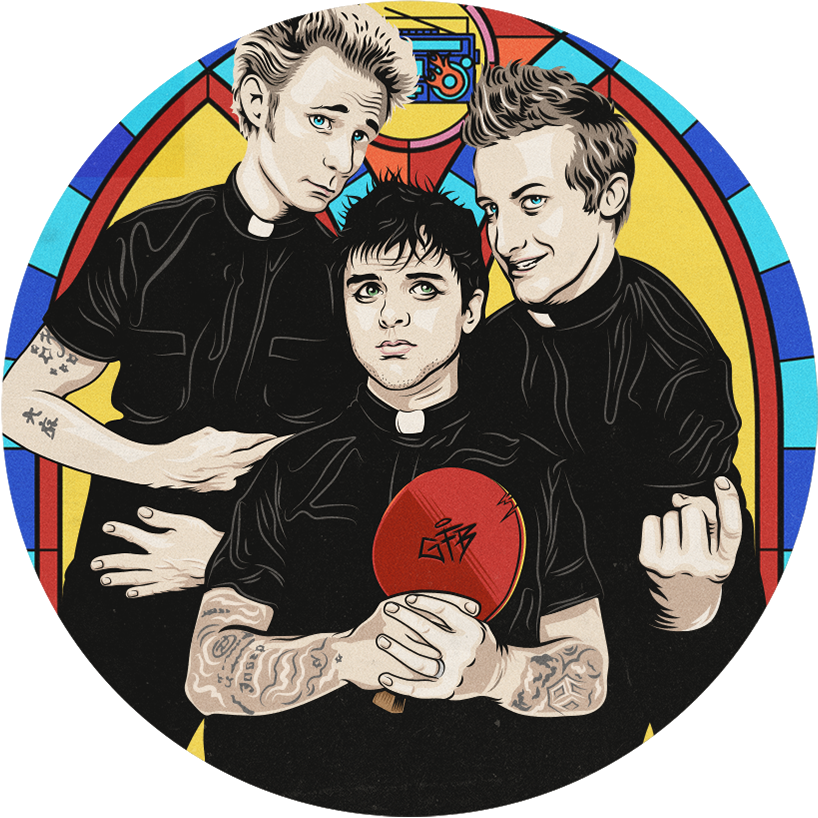 Green Day's new compilation album: 'God's Favorite Band'