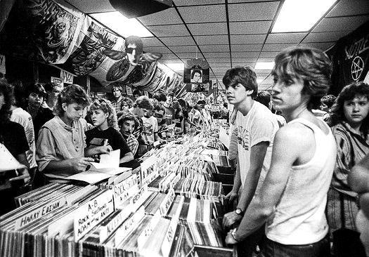 Hegewisch Records, 1985