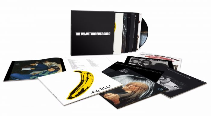 Velvet Underground's 50th anniversary celebrated with limited box set