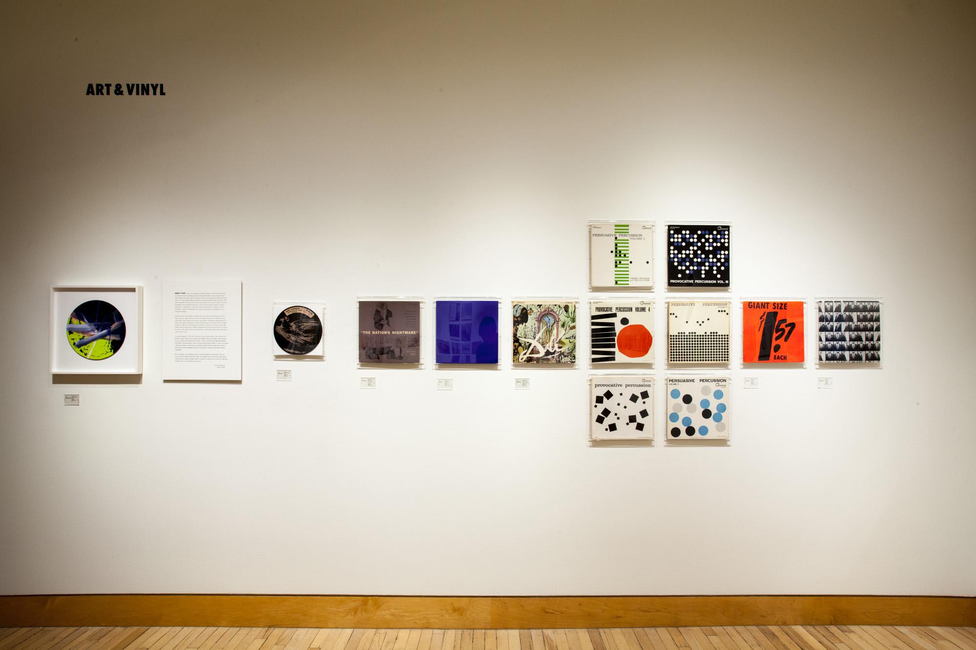 'Art & Vinyl'
