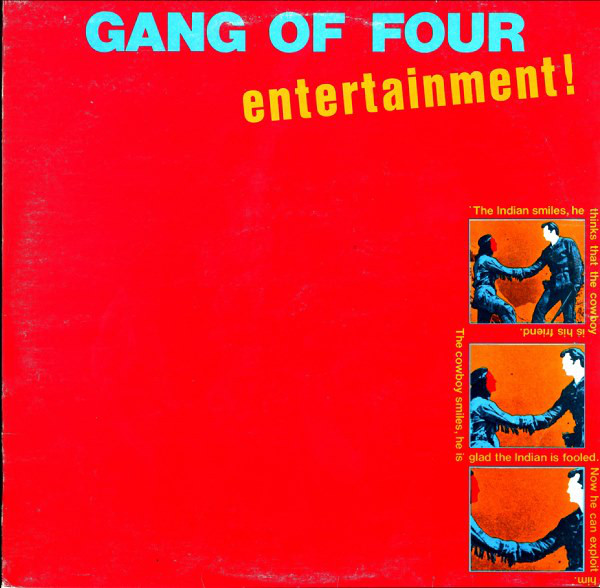 Gang of Four - Entertainment! (1979)