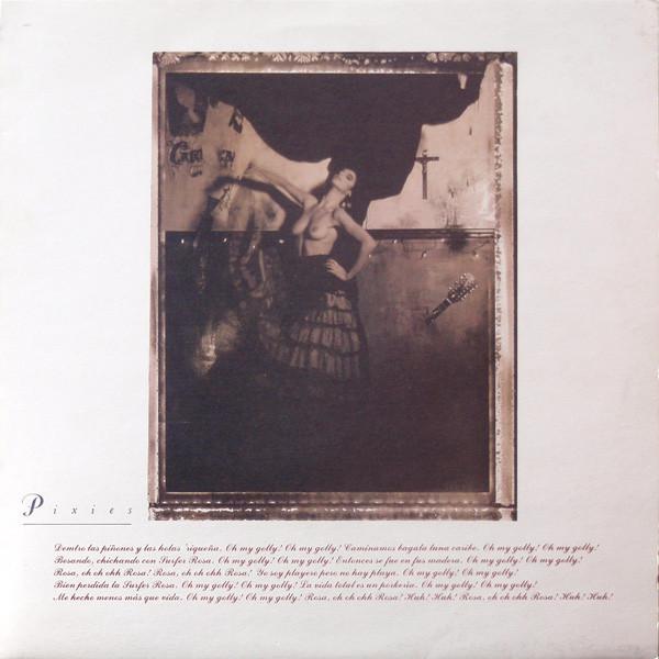 Pixies - Surfer Rosa (1988)