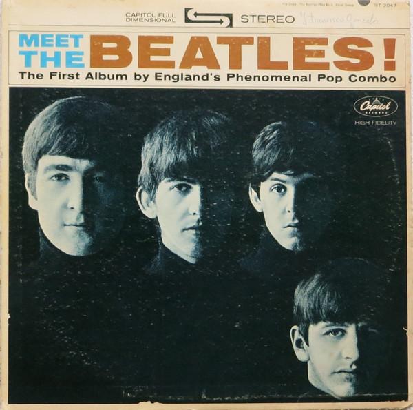 The Beatles - Meet the Beatles! (1964)