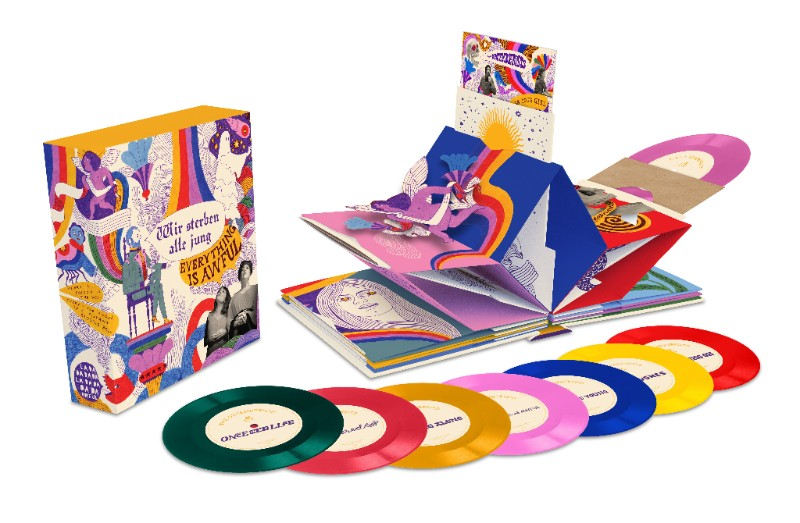 I'LL BE YOUR GIRL THE EXPLODED EDITION BOX SET