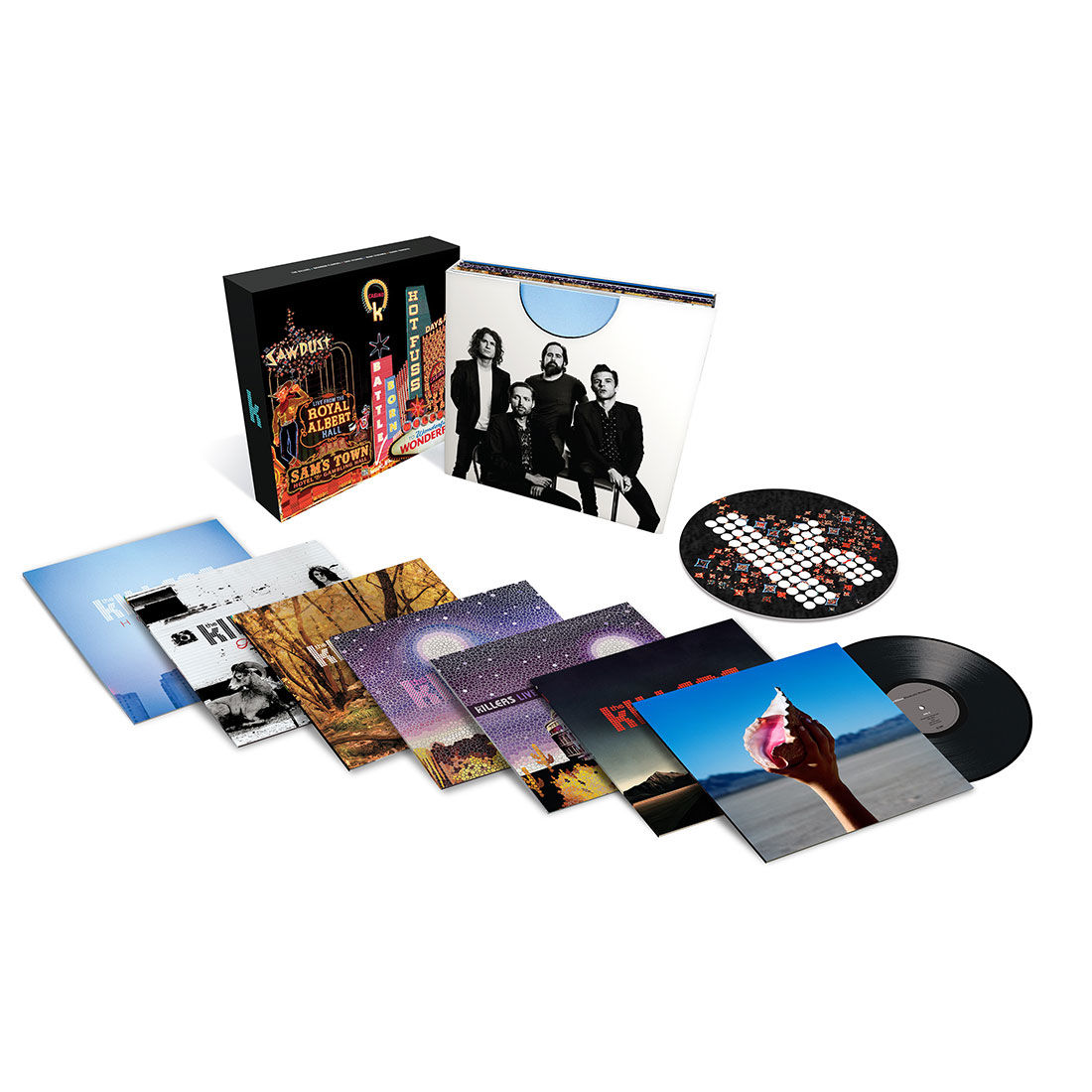 The Killers Vinyl Box