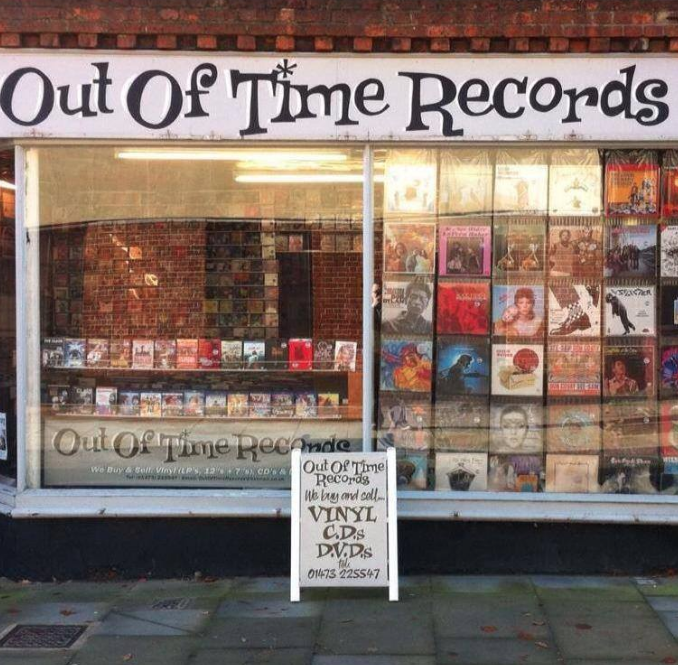 Out of time records
