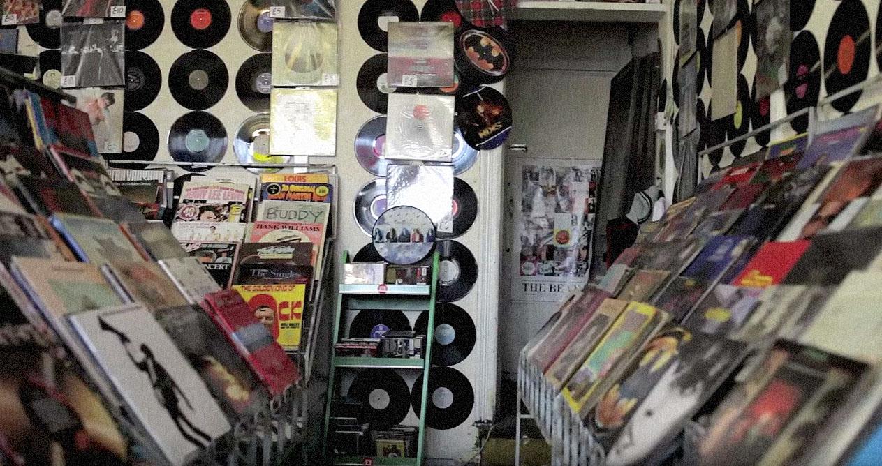 UK Aintree Vinyl Records
