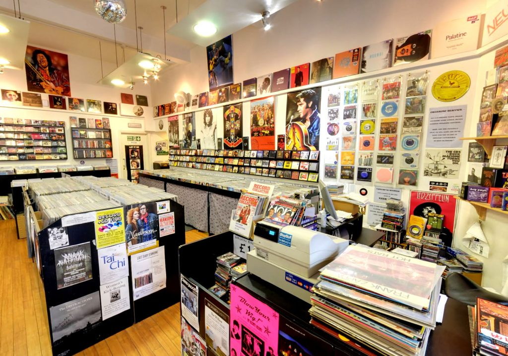 UK Exeter Rooster Records