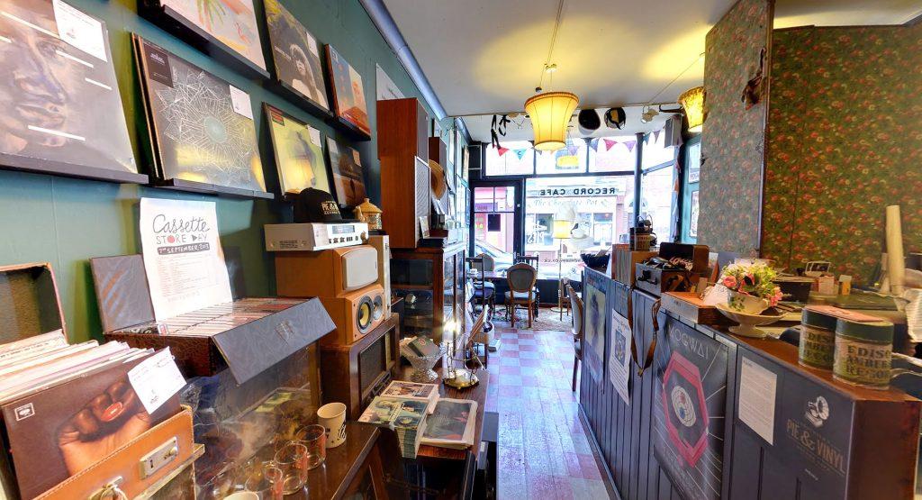 UK Southsea Pie & Vinyl PHOTO: Google Street View