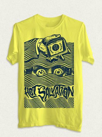 Hot Salvation Records 'EYES' shirt