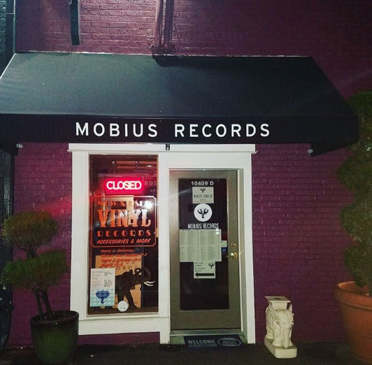Mobius Records