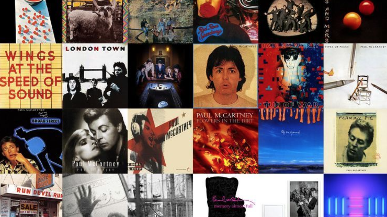 Best Paul McCartney Albums | Vinylradar Record Shop Directory