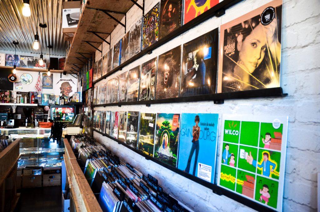 Hi Fi Records Astoria