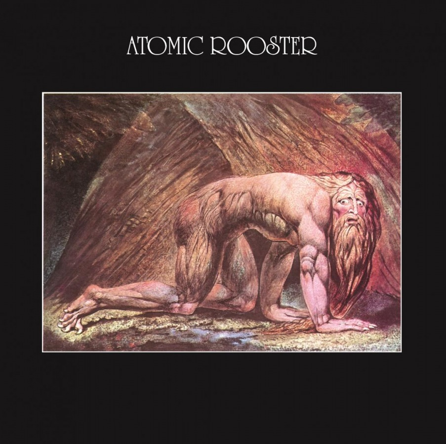 Atomic Rooster. Music on Vinyl