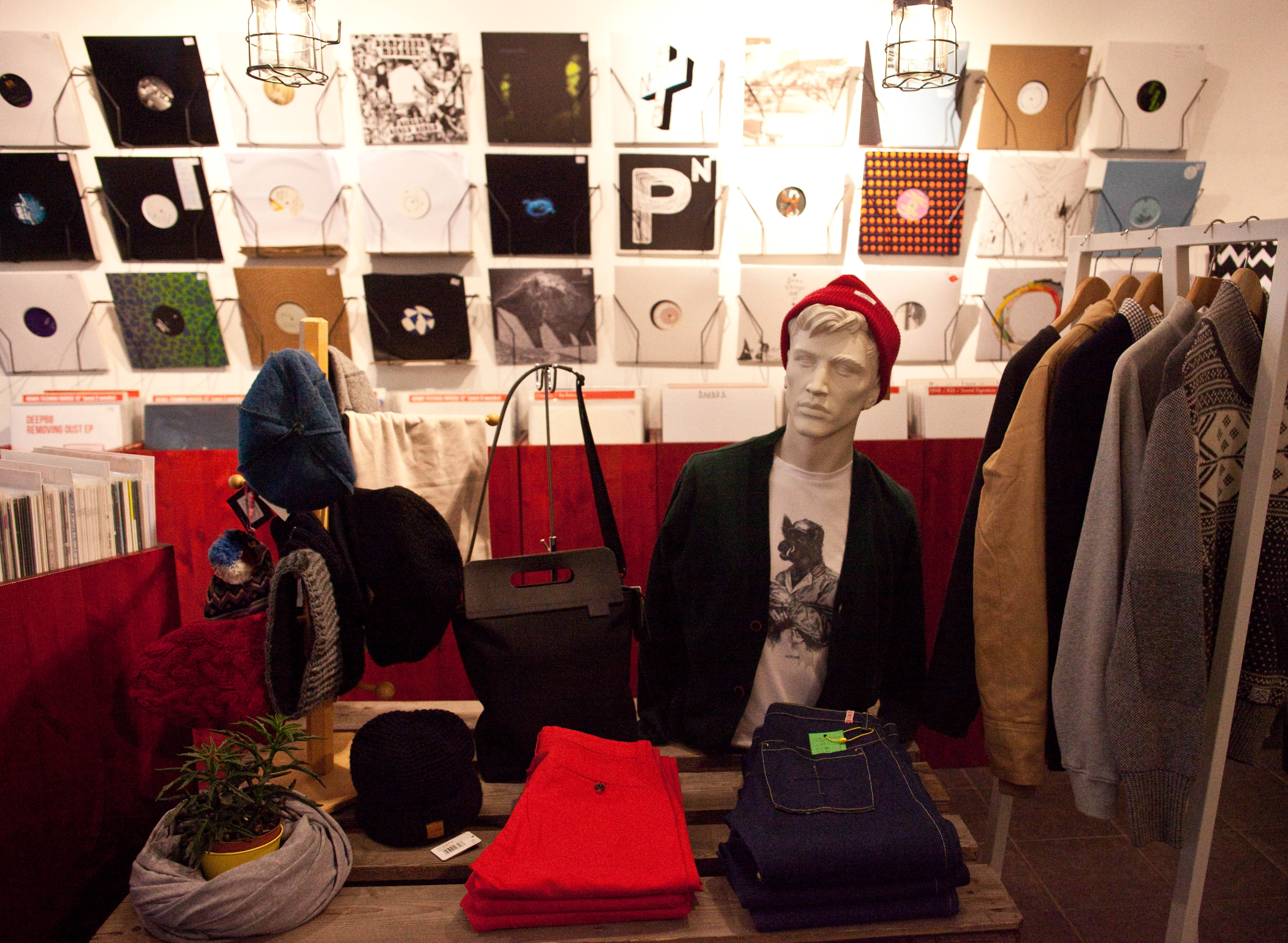 Rotation Berlin - Records & Clothes