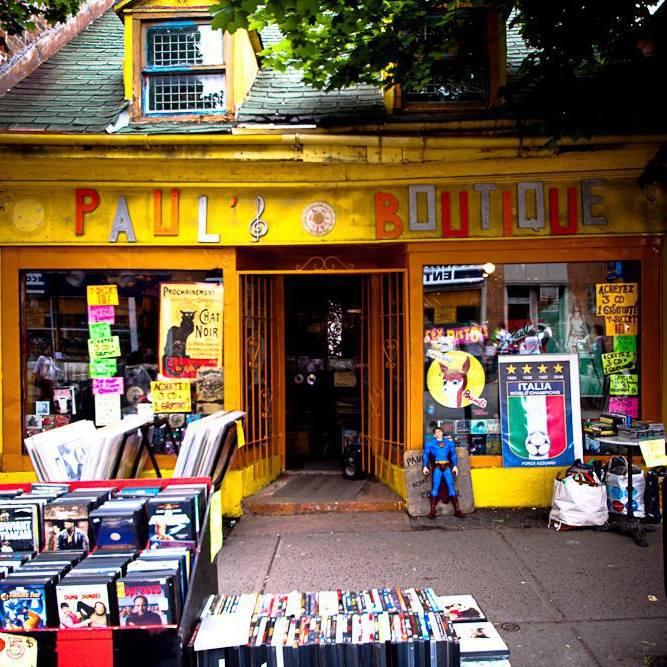 Paul's Boutique
