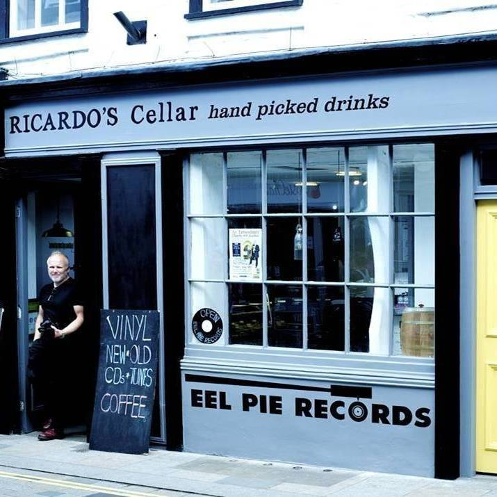 Eel Pie Records