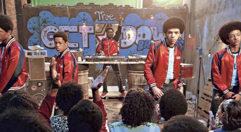 The Get Down (TV Series 2016– )