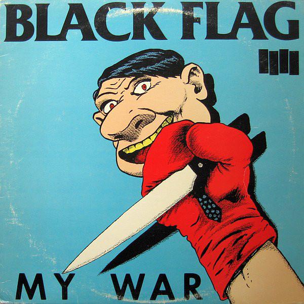 Black Flag - My War (1984)