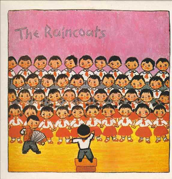 The Raincoats - The Raincoats (1979)