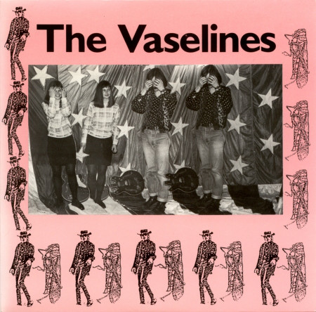 The Vaselines - Dying for It (1988, listed as Pink EP)