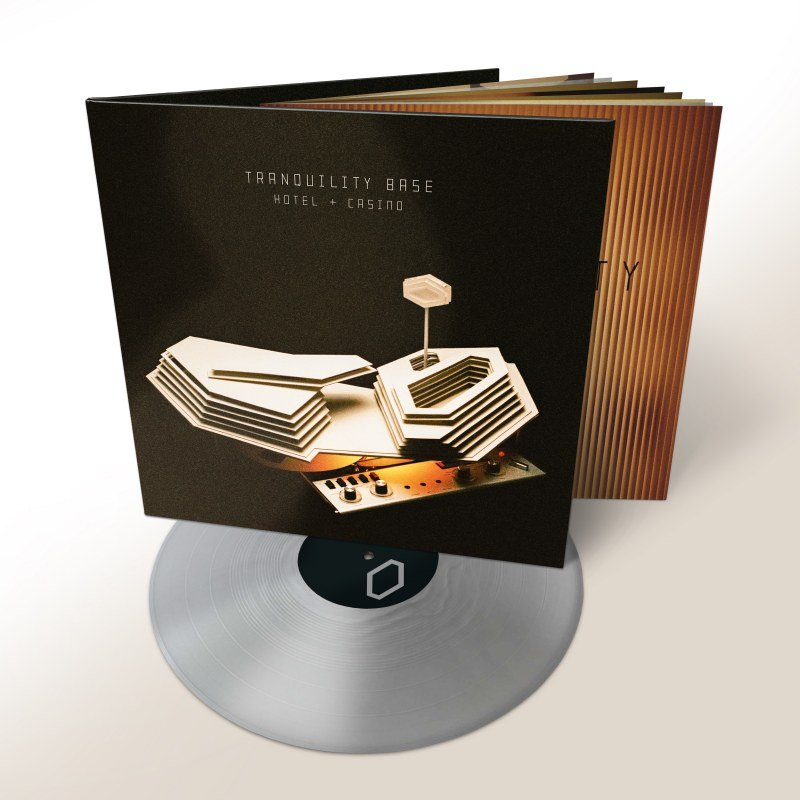 AM Silver LP