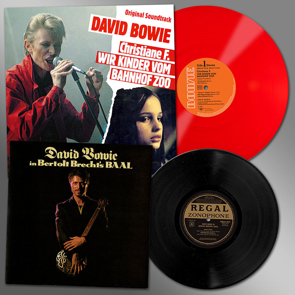 Three David Bowie albums will be reissued by Parlophone | Vinylradar