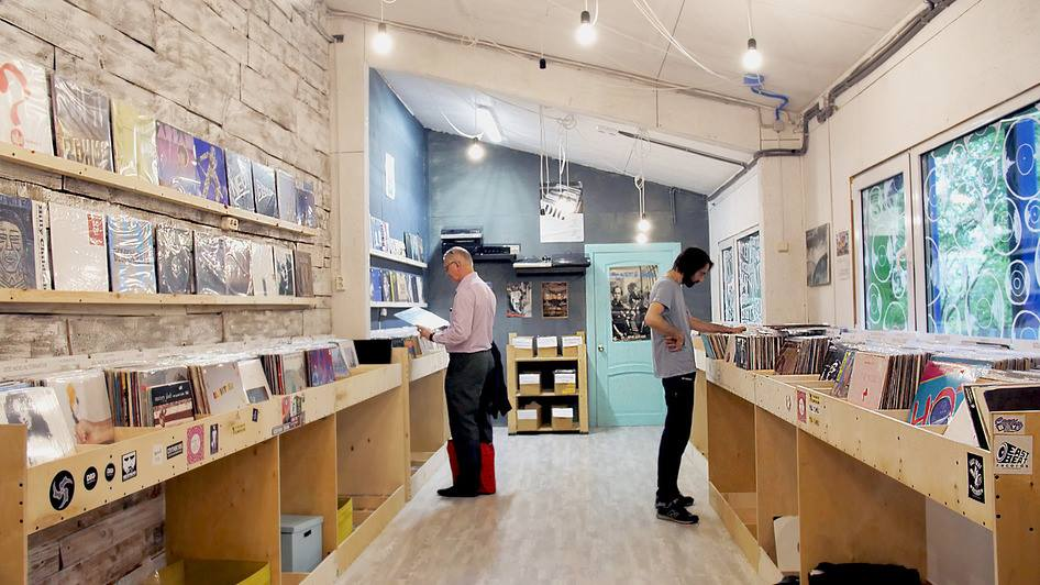 Best record stores in Moscow   Vinylradar Record Shop Directory